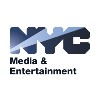 NYC Mayor's Office of Media and Entertainment logo